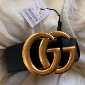 Newest 2019 Gucci Belt Gold